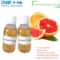 Buy cheap Professional manufacture high quality Fruit aroma liquid concentrate Grape Fruit from wholesalers