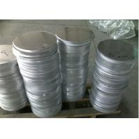 Buy cheap Rust Proof 3003 Aluminum Round Circle , Cosmetic Case Aluminum Round Plate product
