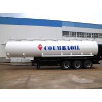 Buy cheap Fuel Haulage Fuel Delivery Truck Oil Tank Semi Trailer With Vapor Recovery from wholesalers