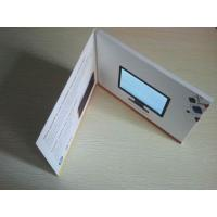 Buy cheap TV / Movie Character LCD Video Brochure Card Single Video Auto Looping from wholesalers