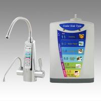 Buy cheap Household  Healthy Portable auto Acidity, Alkaline Water Ionizer Machine filtration system from wholesalers