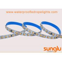 Buy cheap Yellow / Blue Flexible LED Strip Lights Non Waterproof 120D With FPC Body Material from wholesalers