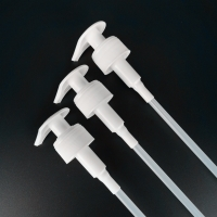 Buy cheap 28 410 Plastic Ribbed Twist Locked Traveling Wide Head Lotion Pump product