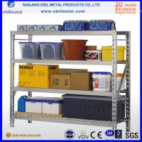 Buy cheap Steel Construction industrial rack with four channel reinforcements from wholesalers