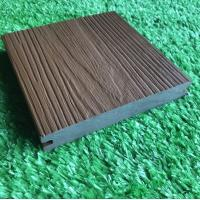 Buy cheap Co Extrusion Hollow WPC Deck Flooring Anti Scratch For Outdoor from wholesalers