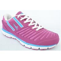 Buy cheap Custom Pink Colorful Running Sports Shoes For Women Size 36-40 from wholesalers