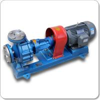 Buy cheap high air cooled industrial big flow hot thermal oil air cooled circulating centrifugal pump from wholesalers