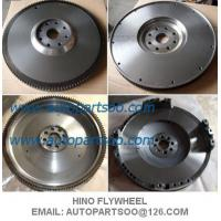 Buy cheap Heavy Duty Flywheel HINO J05E Flywheel Bolantes Del JO5C J08C JO5E Volantes from wholesalers