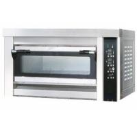 Buy cheap Electric Single Deck Oven For Baking , One Tray Stainless Steel Oven for Bread Cake from wholesalers