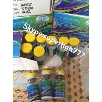 Buy cheap Muscle Mass / Anti Aging HGH Somatropin Bodybuilding Supplements from wholesalers