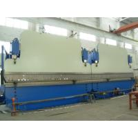 Buy cheap Metal Tools Auto Hydraulic Bending Press Brake Producing Street Light Pole from wholesalers