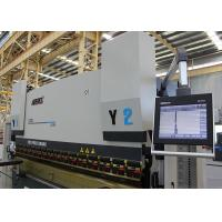 Buy cheap 880mm Table Height Accurpress Press Brake 175 Ton , Hydraulic Plate Bending Machine from wholesalers