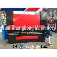 Buy cheap Hydraulic Bending Machine Sheet Metal Forming Equipment Galvanized from wholesalers