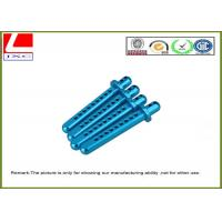 Buy cheap Blue Anodization Aluminium CNC Turning Parts Shaft For General Industries product