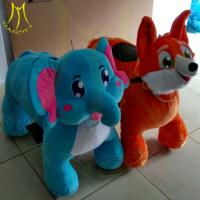 Buy cheap Hansel  2018 china kids game machines,toy animal toy rides kids ride on dinosaur from wholesalers