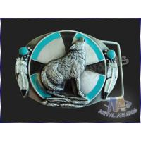 3D Mold Custom Metal Belt Buckles Zinc Alloy Belt Buckle Die Casting Process