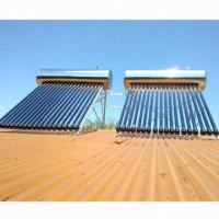 Buy cheap Integrative pressurized solar water heater, 1.5mm frame thickness from wholesalers