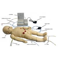 Buy cheap Auscultation Simulator Set / Pediatric Simulation Manikin with ECG Generator from wholesalers