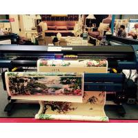 Buy cheap Photo-Paper 3.2M Eco Solvent Printer 4 Color Printer DX5 Print Head from wholesalers