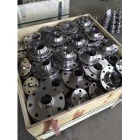 Buy cheap Carbon Steel Flanges  A 105/A350LF2/A694/F52/A694F60   A182 F316/316L -F304/304L  A182 F51/ F55 from wholesalers