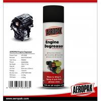 Buy cheap Aeropak free sample Car cleaning MSDS 400 ml Water-based foaming engine degreaser from wholesalers