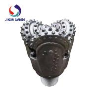 Buy cheap TCI Tricone rock bit carbide tooth for water well drilling from wholesalers