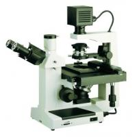 Buy cheap Cell / Liquid Observing Inverted Biological Microscope With Switchable Condenser from wholesalers