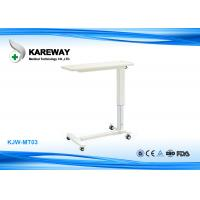 Buy cheap Luxurious Adjustable Hospital Tray Table Medical Hospital Furniture KJW-MT03 from wholesalers