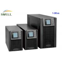Buy cheap ST Series 1-3kva Online High Frequency UPS Double Conversion UPS 900w Smart from wholesalers