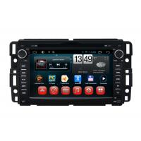 Buy cheap GMC 2013 Yukon Acadia Sierra Car GPS Navigation System Android DVD Player from wholesalers