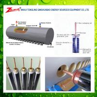 Buy cheap solar powered water heater portable from wholesalers