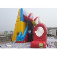 Buy cheap Inflatable Combo For Kid House Inflatable Slide For Party Rentals Fun from wholesalers