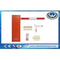 Buy cheap Vehicle Barrier Arm Gate , Security Boom Barriers For Parking Lot Management System from wholesalers