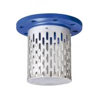 Buy cheap Inlet Filter Flanged Suction Strainer , Stainless Steel Basket Strainer from wholesalers