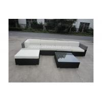Buy cheap Mtc-076 All Weather Outdoor Rattan Leisure Furniture Sofa Set from wholesalers