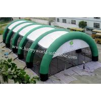 Buy cheap sport pod pop-up tent , inflatable sports arena , inflatable dome tent from wholesalers