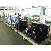 Buy cheap Bitzer -18℃ Air Cooling Refrigeration Condensing Unit 30 HP For Chiller from wholesalers