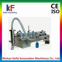 Buy cheap semi automatic water bottle filling machine price from wholesalers