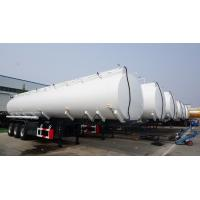 Buy cheap 45 KL Tanker trailer with 8 compartment  | Titan Vehicle from wholesalers