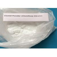 Buy cheap Anti-Estrogen Steroid White Powder Clomifene Citrate for Muscle Building from wholesalers