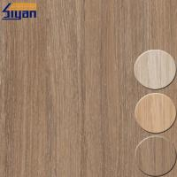 Buy cheap Membrane Press PVC Decorative Foil For Cabinets And Doors , Wood Texture from wholesalers
