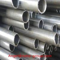 Buy cheap Nickel Alloy Steel Pipe Inconel 600 Seamless Pipes Weld Steel Pipe Tubes UNS NO. 6600 from wholesalers