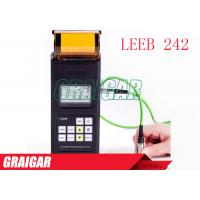 Buy cheap Big Memory Coating Thickness Tester Built In Printer / Coating Thickness Gauge from wholesalers