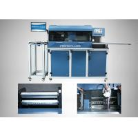 Buy cheap V Shaped Slotting Mode Automatic Channel Letter Bending Machine Closed Loop Control System from wholesalers