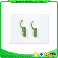 Buy cheap Flexible Plastic Green Garden Cane Connectors For Fasten Films product