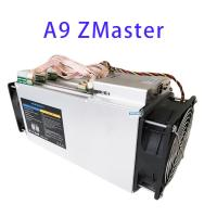 Buy cheap A9 Zmaster Innosilicon Miner Asic Bitcoin Miner Zec Mining Equihash Miner A9 Zmaster 50ksol/S product