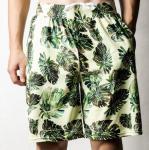 Buy cheap OEM custom printed water resistant mens boardshort swimwear surfing beach swim trunks from wholesalers