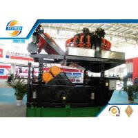 Buy cheap Professional Solid Control Equipment Oilfield Drilling Mud Cleaner , API from wholesalers