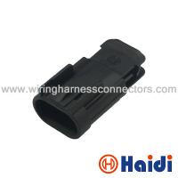 Buy cheap Two Way Delphi Automotive Electrical Sealed Automotive Connectors 15326678 from wholesalers