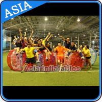 Buy cheap Hot colour inflatable bubble soccer , Kids inflatable bubble football , Human loopy ball from wholesalers